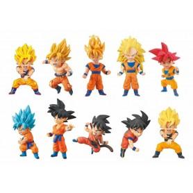 "Dragon Ball Super - Figurine Mystère WCF - ""Goku Special"""