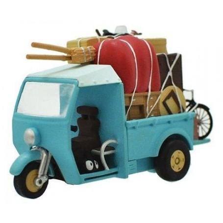 Mon voisin Totoro véhicule à friction Threewheeler