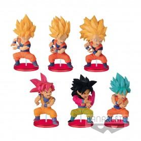 "Dragon Ball Super - Figurine Mystère WCF - ""Goku Kamehameha"" Vol. 10"