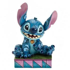 Disney - figurine Ohana means family (Stitch) 10 cm