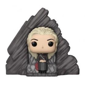 Le Trône de fer POP! Rides Vinyl figurine Daenerys on Dragonstone Throne 15 cm