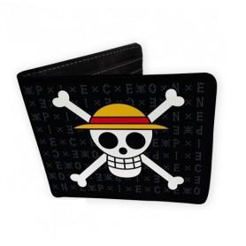 One Piece - Portefeuille vinyle Skull Luffy