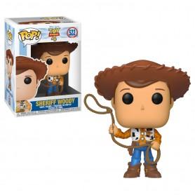 """Toy Story - Funko POP!  - 522 """"Sheriff Woody"""""""