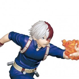 "Figurine PVC - My Hero Academia ""Shoto Todoroki - Enter The Hero"""