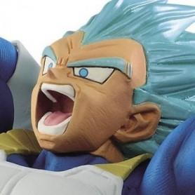 Dragon Ball Super - Figurine Vegeta SSGSS Chosenshi Retsuden Vol.7