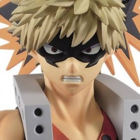 My Hero Academia - Figurine Katsuki Bakugo Age of Heroes
