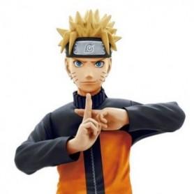 Naruto Shippuden - Figurine Naruto Uzumaki Grandista Nero
